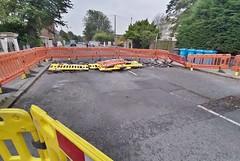 Project 365 #208: 270721 All Roads Lead To...Roadblocks