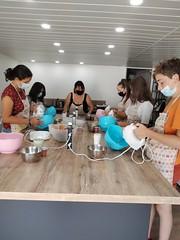 Atelier pâtisserie avec Emilie à Gueugnon