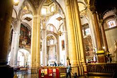 Antigua Guadalupe, the old basilica, Mexico City (Ciudad de Mexico) - 2020