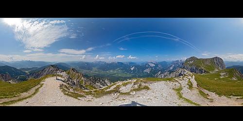 Riffel, 360° Panorama