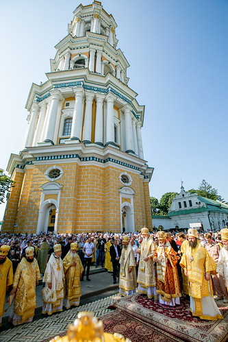 27-28.07.21 - Святкове богослужіння в день Хрещення Русі
