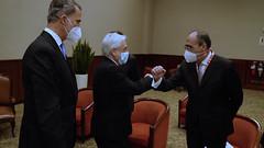 Presidente Piñera en Perú 28 07 2021