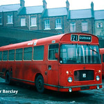 United Automobile Services 2849 (HHN721K) - 1982