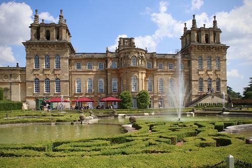 Blenheim Palace *