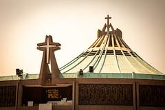Basilica de Guadalupe, Mexico City (Ciudad de Mexico) - 2020