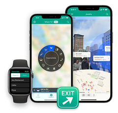 Where To 11 iPhone + Watch