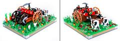 Reaper and Shearer - Halfling War Engine (the Moot)
