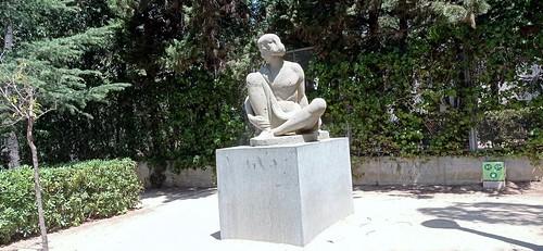 REPÓS (1925), de JOSEP VILADOMAT i MANOLO HUGUÉ