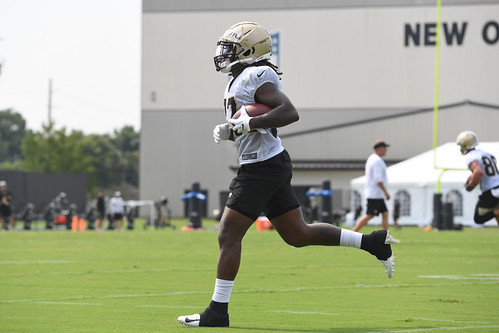 Saints 2021 training camp by Parker Waters (78)