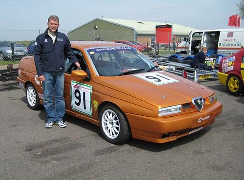 Michael Walsh 155 Snetterton 2008