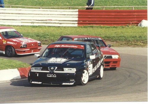 Roger Evans leads the way at Mallory