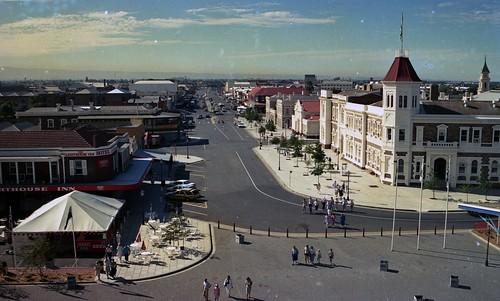 Port Adelaide from the Lightouse