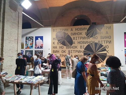 Книжковий арсенал 2021  у Київі  Ukraine Internetri 321