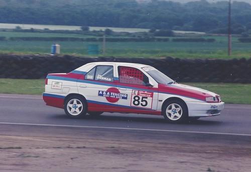 Les Gorman 1558v at Snetterton 1998