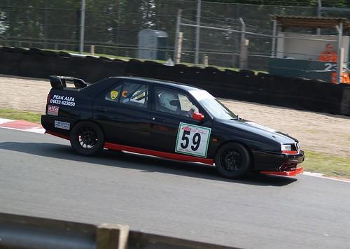 Andy Robinson 155 at Oulton 2010