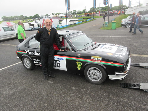 Chris Whelan had a really good day with the Napolina Sud Ti