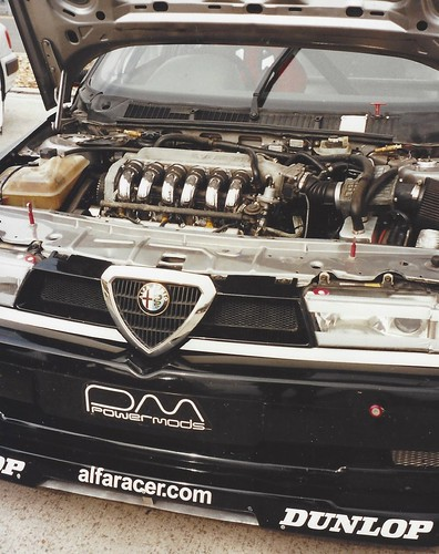 V6 was the favourite 155 engine