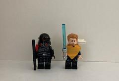 Star Wars Jedi: Fallen Order Minifigures