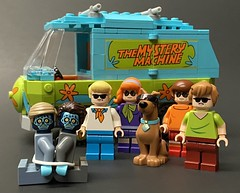And we would have gotten away with it too, if it weren't for you meddling kids and those sunglasses!
