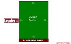 11 Springs Road, Donnybrook VIC