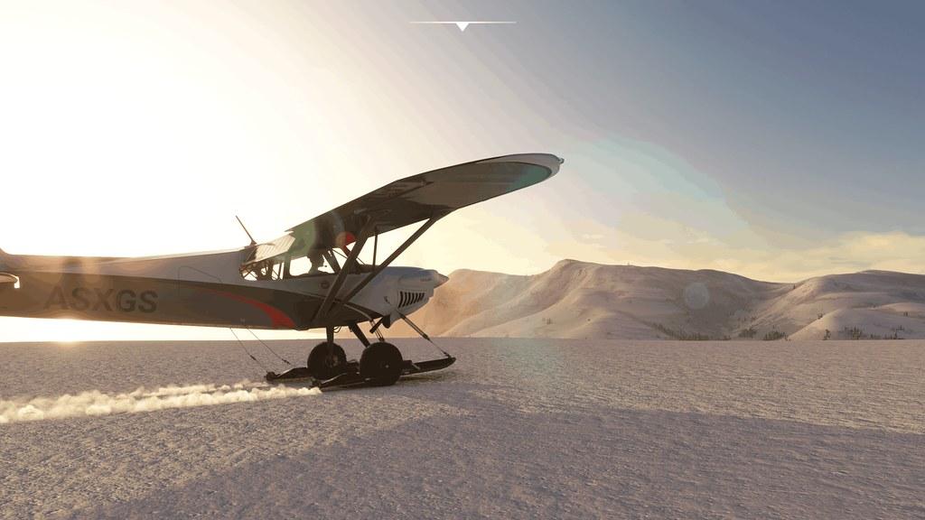 《微軟模擬飛行》新增水上著陸選項,並改造部分機種加入可供玩家選擇的浮筒、滑雪板和「大輪胎」功能