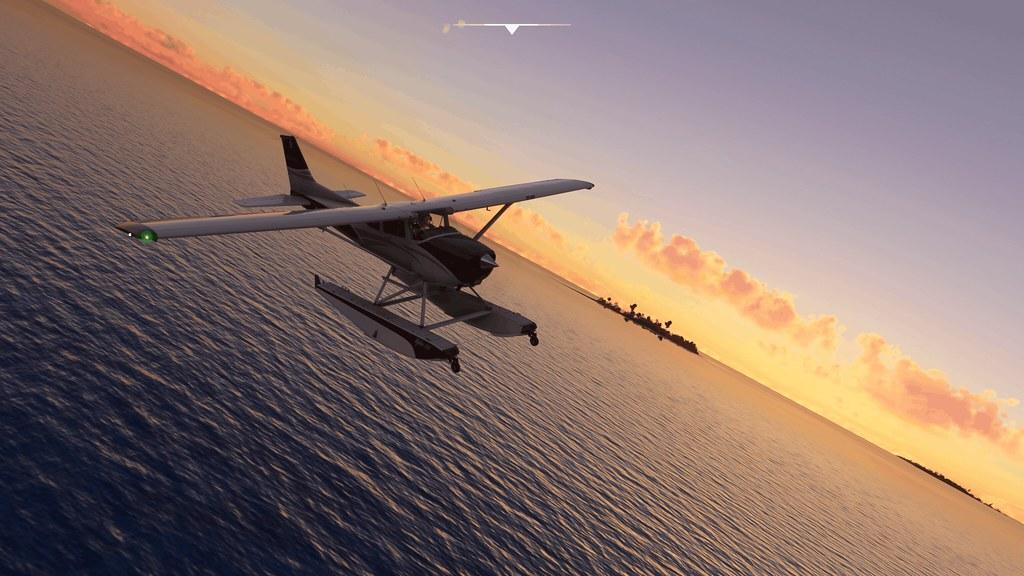 《微軟模擬飛行》更透過 Xbox 次世代主機進行效能增強,帶給玩家更逼真、精準且真實的飛行體驗。