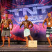Men's Physique - Masters 40+ 2nd Henderson-Peal 1st Lim 3rd Johnson