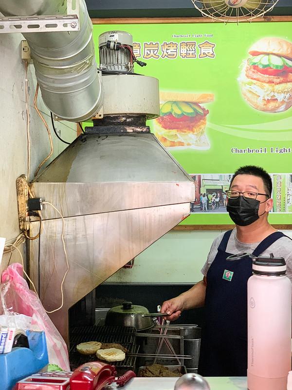 小璋碳烤吐司