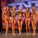 Women's Figure - True Novice 4th Borges 2nd Stiles 1st Ens 3rd Halsey 5th Fossen