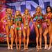 Women's Bikini - Novice 4th Wormnest 2nd Mcfadden 1st Webster 3rd Brenner 5th Thompson