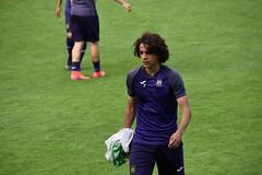 Season 2021-2022: RSC Anderlecht Youth U18-U21