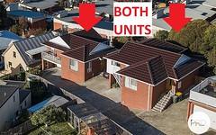1 and 2/4a Watkins Avenue, West Hobart TAS
