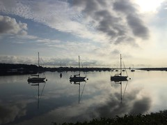 Photo of Boats and Reflections