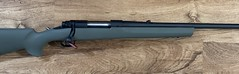 Sears model 53 (Winchester Mod 70). Stock fitted and Cerakoted Black.