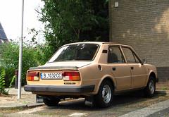Škoda 105 L from Bulgaria