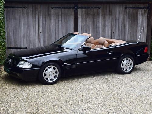 Mercedes 300 SL-24 (1990)