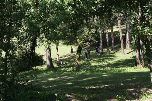Parc Fontgombault 6