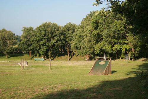 Parc Fontgombault 4