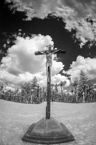 20210720_0985-Hill of Crosses bw