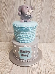 Elephant Baby shower (1)