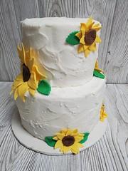 Sunflower wedding shower (2)