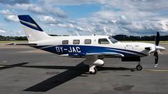 OY-JAC-1 PA46 ESS 202108