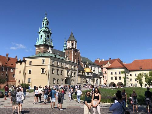 Krakow - castle