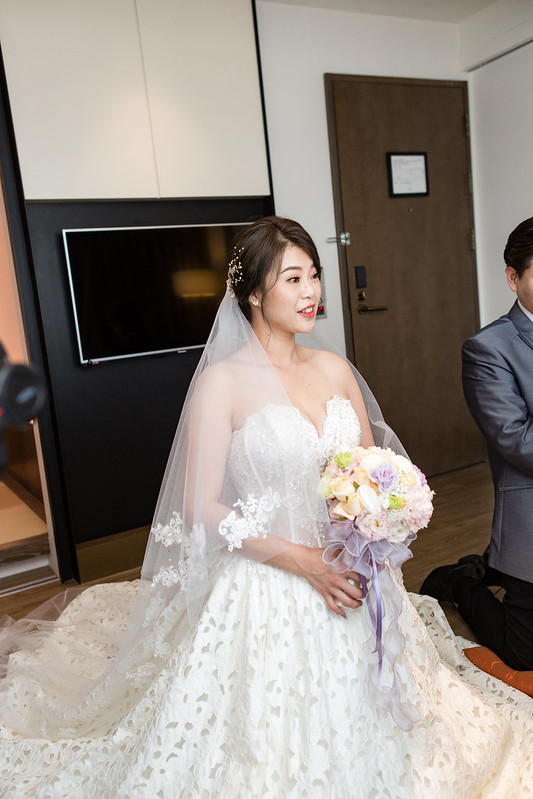 [婚攝傑克] 儀式晶英酒店 宴客東東-華平館 東饌廳 | 迎娶午宴| 婚禮紀錄
