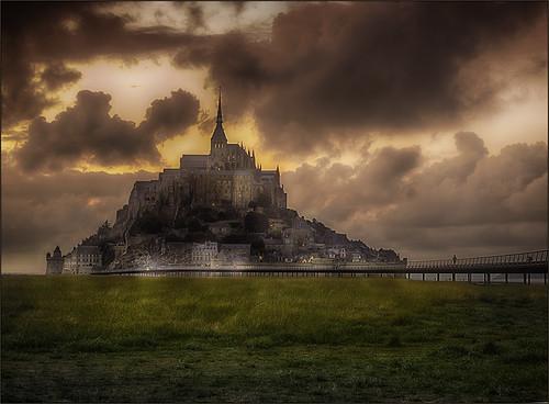Mont Saint Michel / France