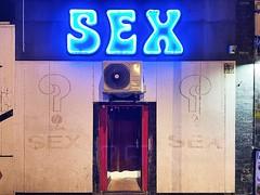 SEX ? SEX ⸮ SEX