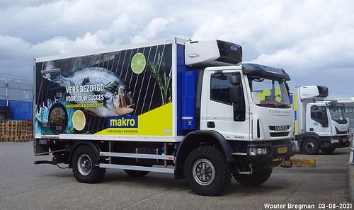 Iveco EuroCargo 4X4 2014