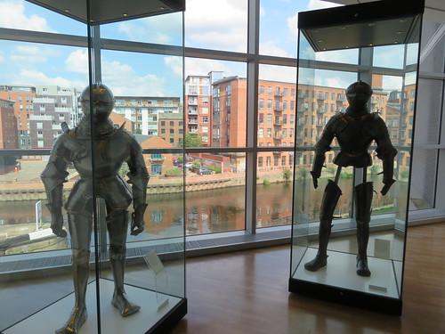 UK - Yorkshire - Leeds - Royal Armouries Museum - Armour