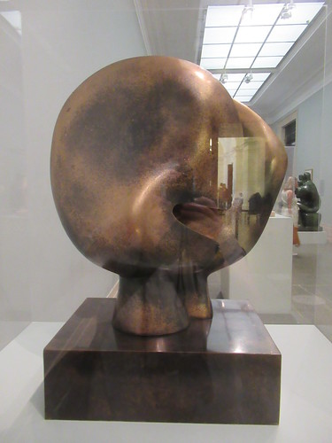 Moon Head 1964, Henry Moore 1898-1986, National Collection of British Art, Tate Britain, Millbank, City of Westminster, London, SW1P 4RG (1)