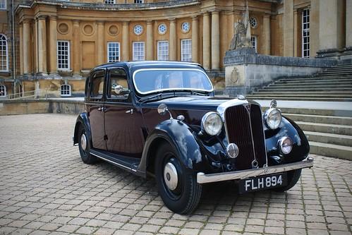 1939 Rover 14